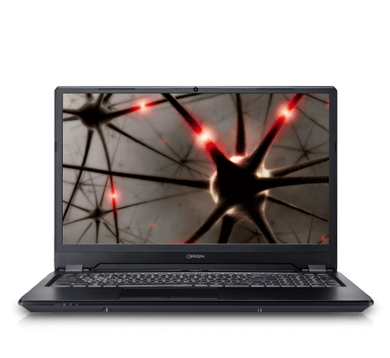 ORIGIN PC Worksation Laptops