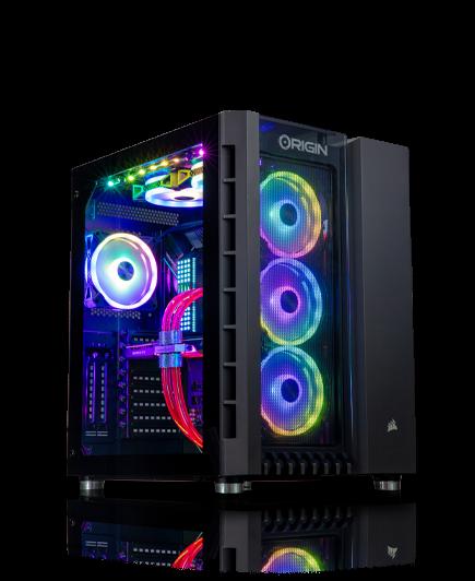 GENESIS Custom Gaming PC Desktop