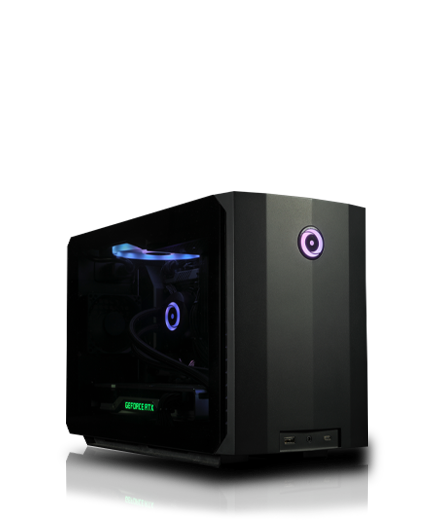 CHRONOS Custom Gaming PC Desktop