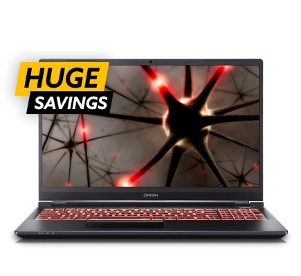 All-new thin & light EVO15-S custom gaming laptop powered by NVIDIA GeForce RTX 30 Series graphics cards.