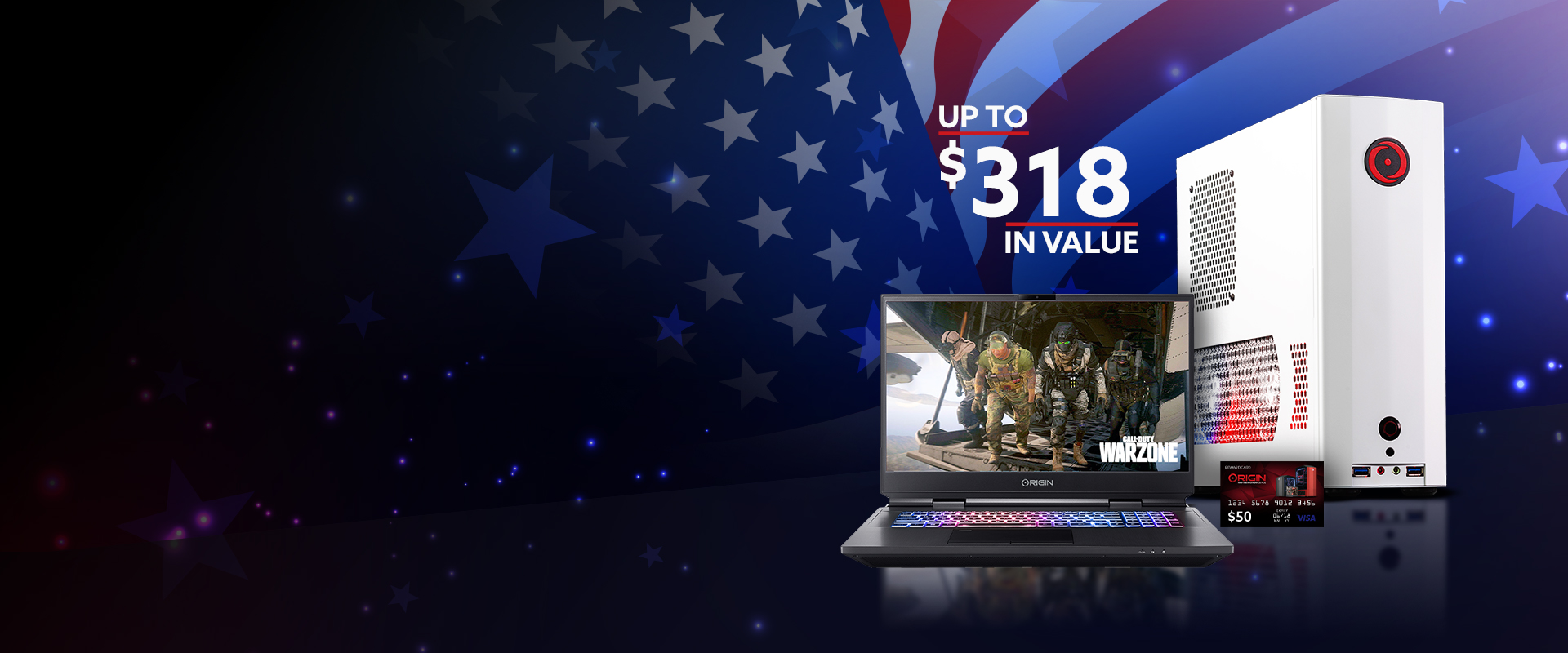 JULY 4TH SPECIAL OFFERS
