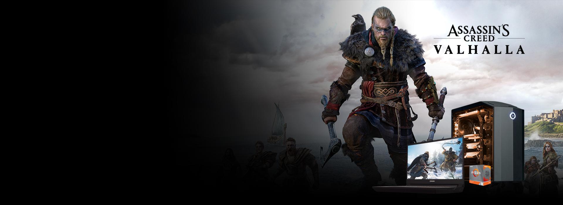 AMD Ryzen™ Processors Assassin's Creed Valhalla Bundle