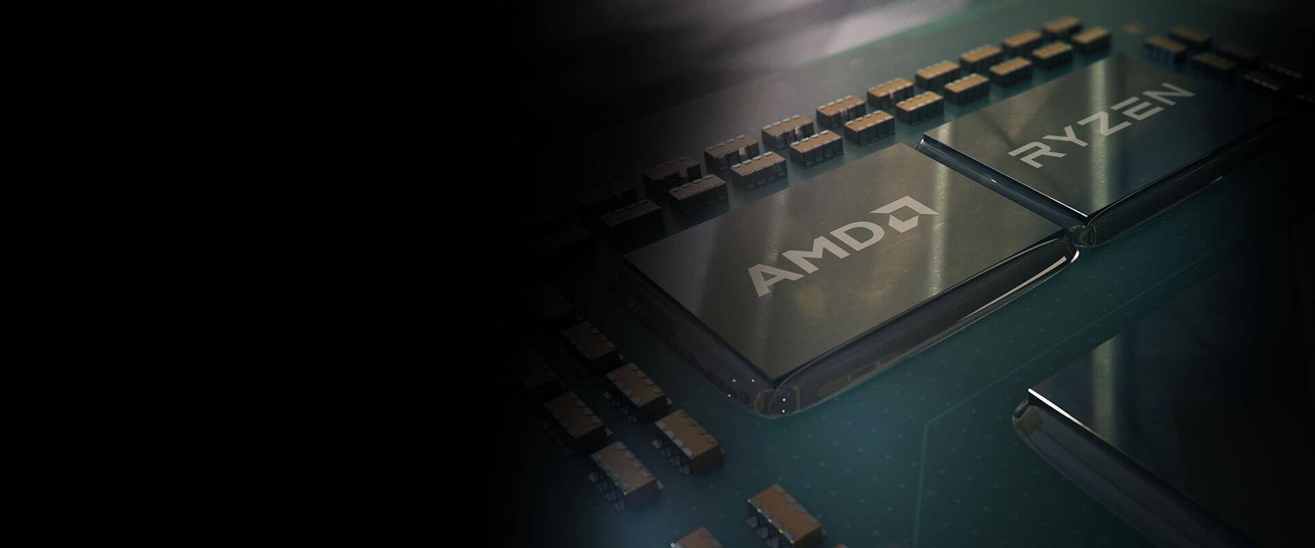 3rd Gen AMD Ryzen CPUs