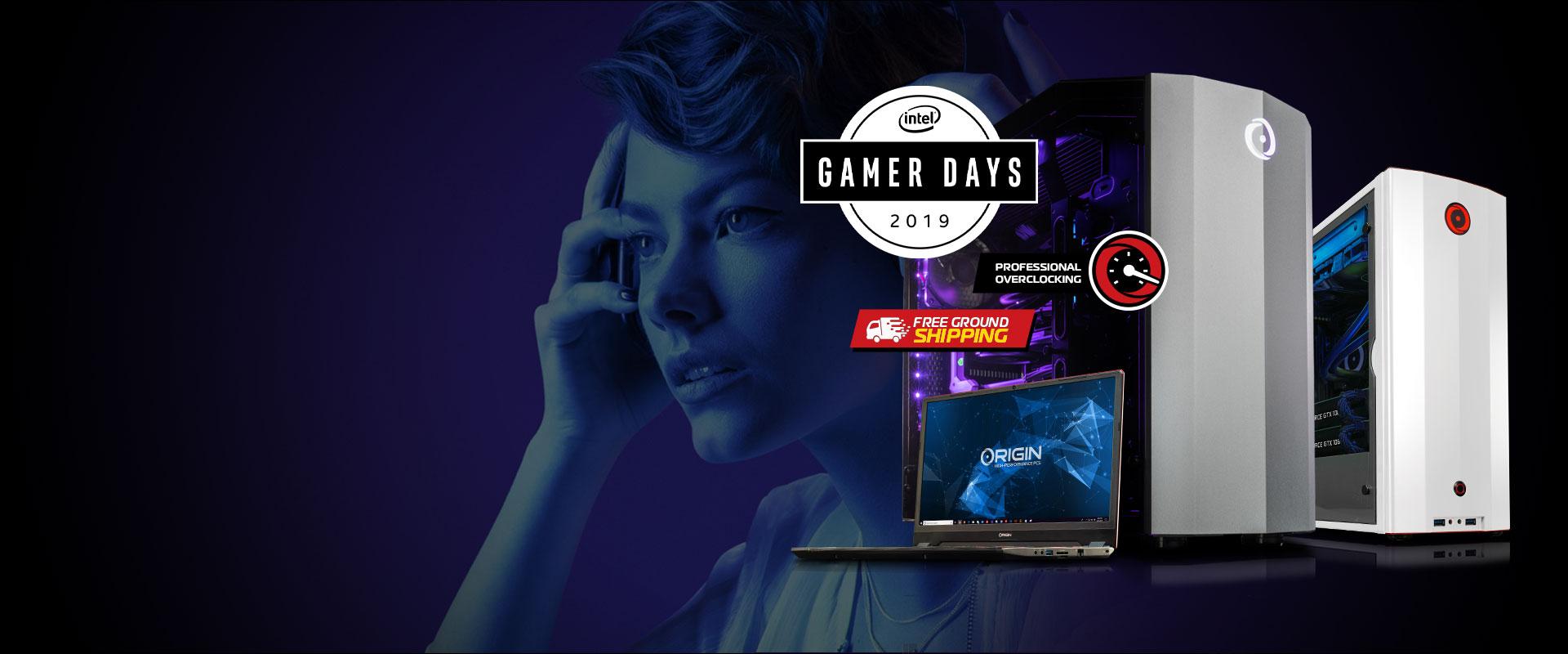 ORIGIN PC | Gaming PCs, Gaming Laptops, Custom Computers