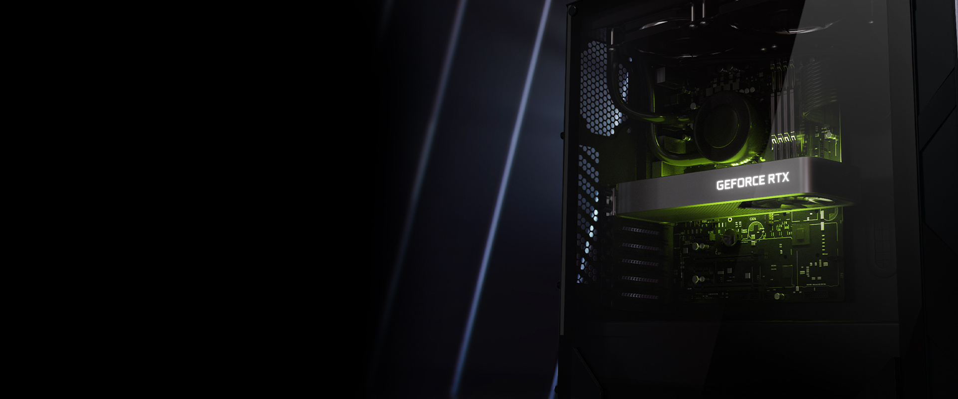 NVIDIA RTX 3060 Launch. Now Available.