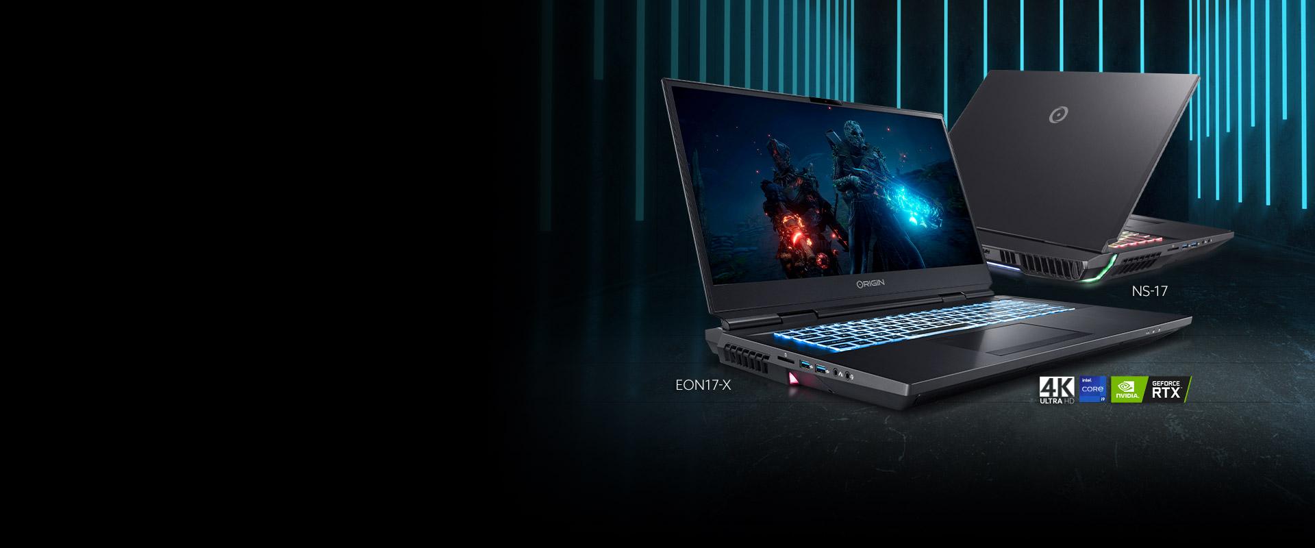 17-inch gaming laptop with desktop CPU and GPU