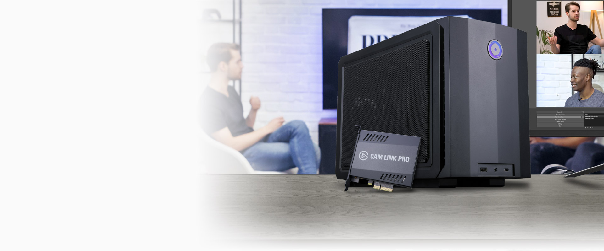 S-CLASS Cam Link Pro