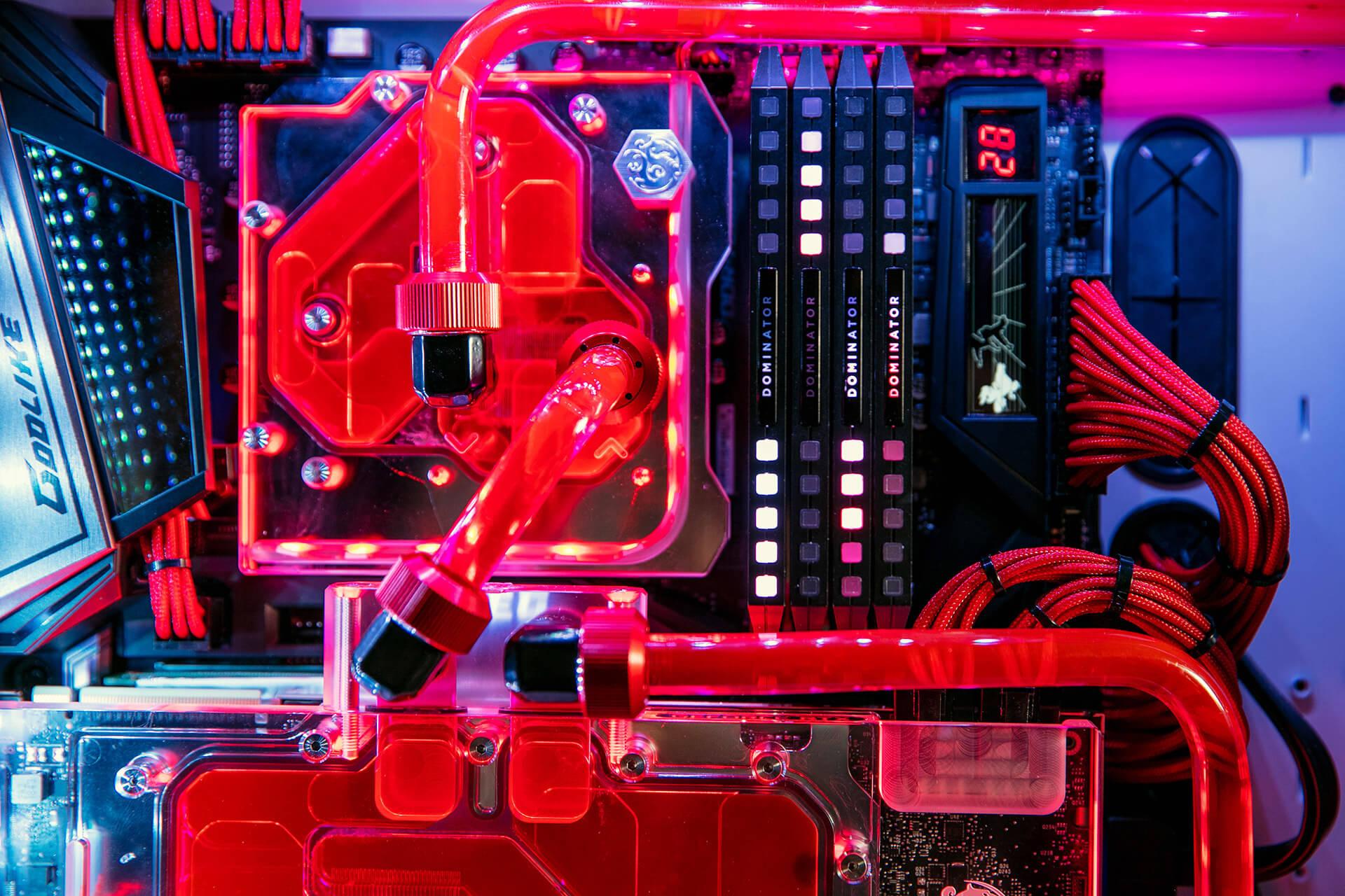 Big O | ORIGIN PC