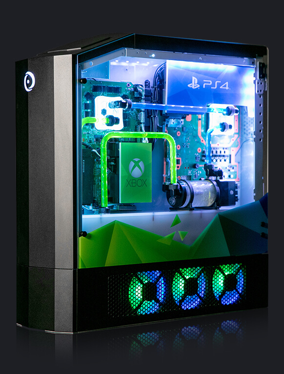 Big O | ORIGIN PC