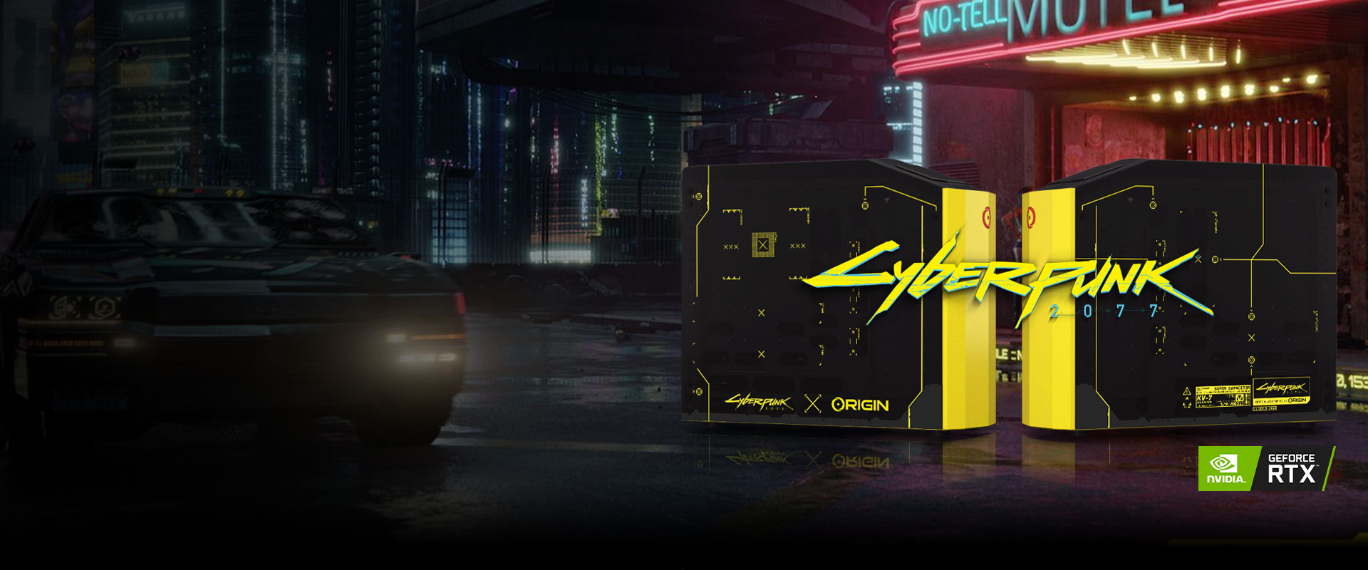 RTX Cyberpunk Giveaway