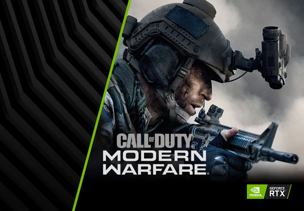 NVIDIA Call of Duty Modern Warfare RTX Bundle