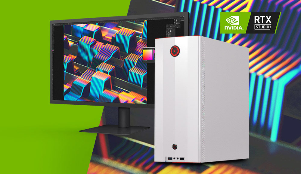 NVIDIA RTX Studio Desktops