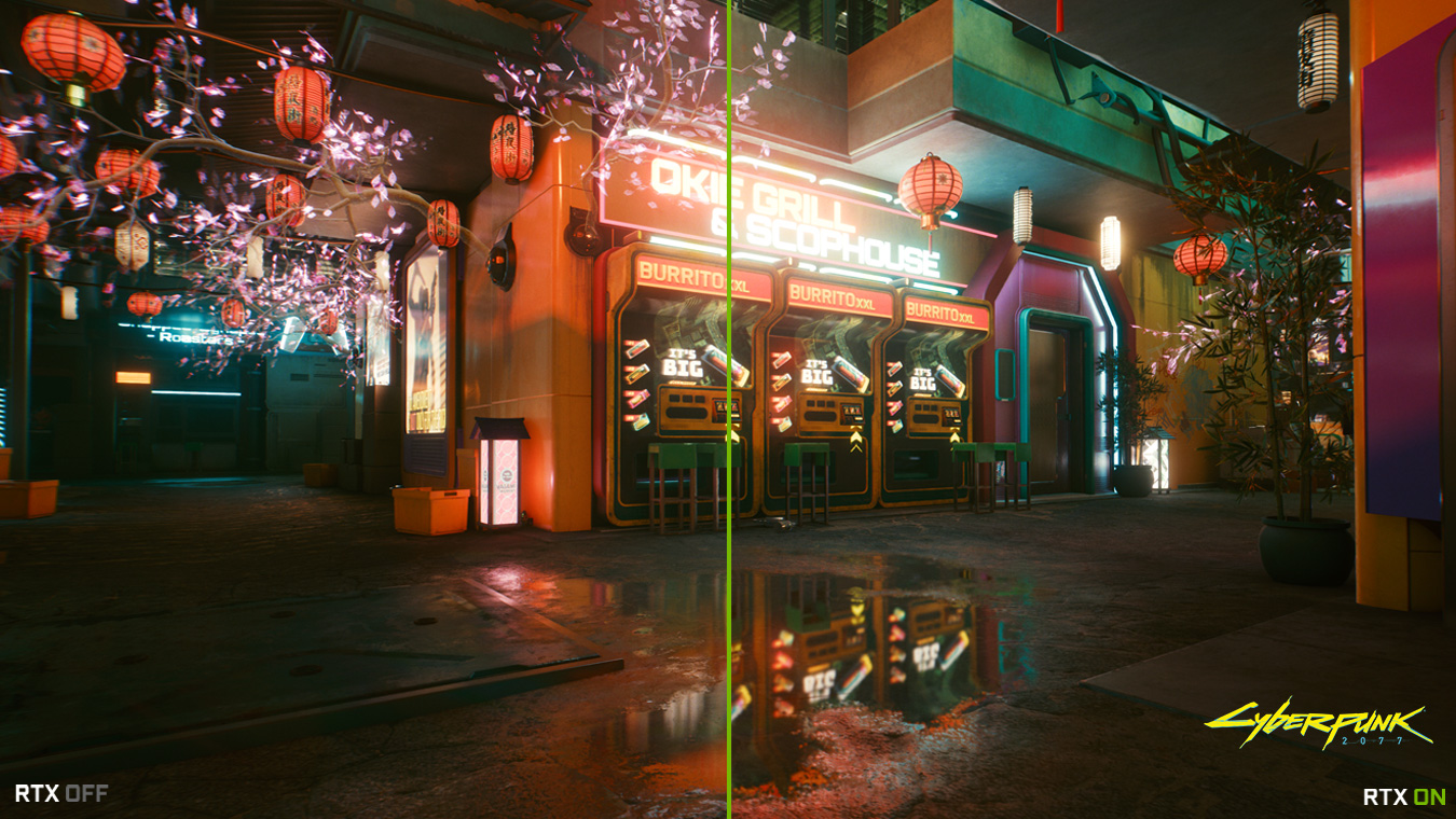 ray tracing background