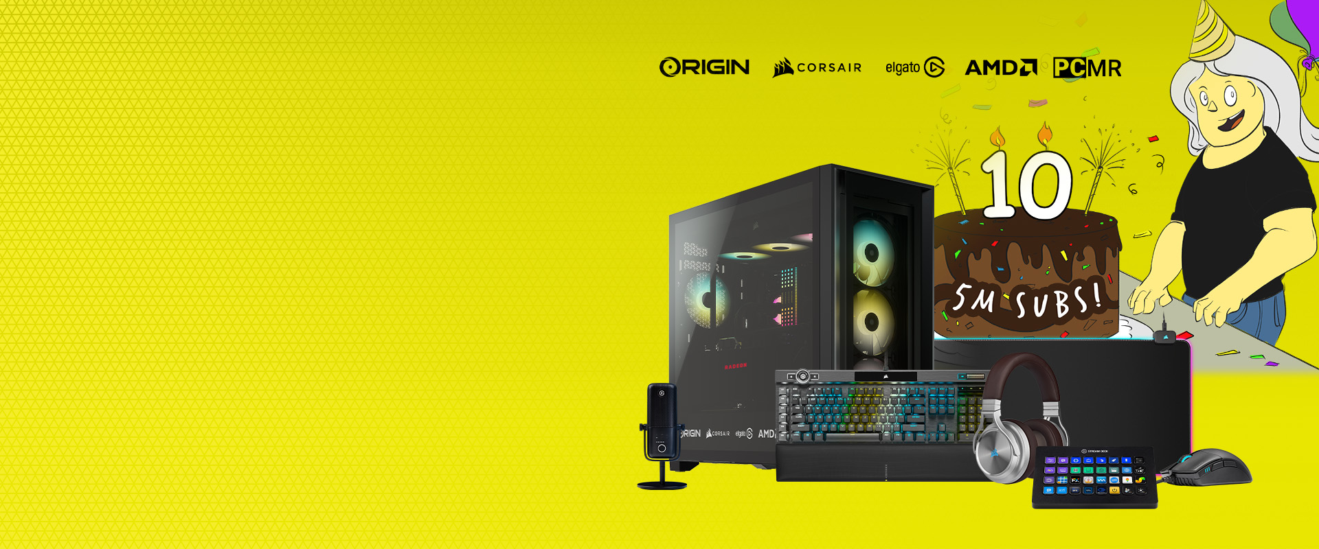 PC Master Race Giveaway