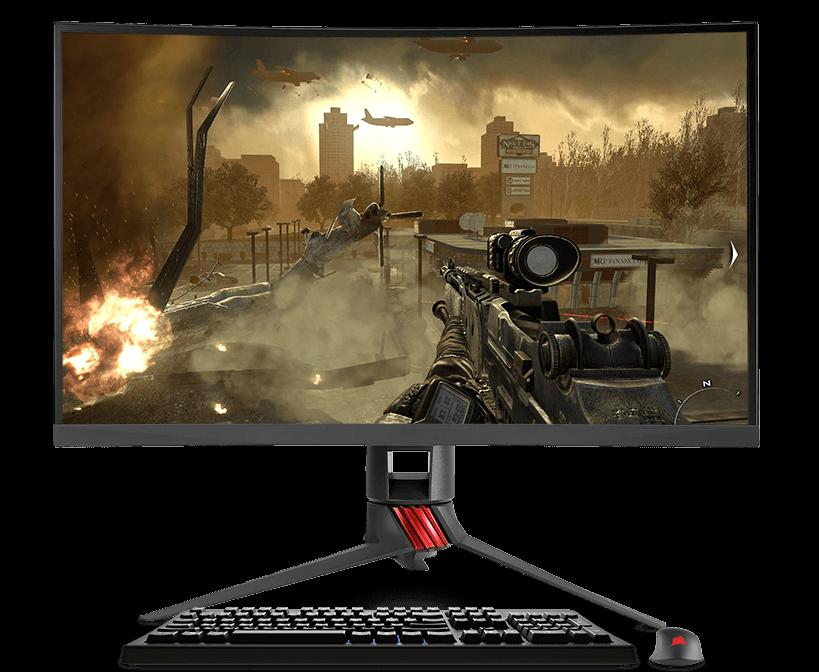 Monitor PC Gameplay