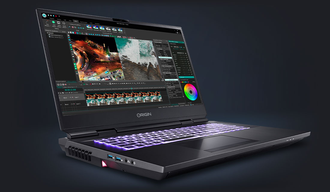 17-inch gaming laptop with desktop CPU and GPU