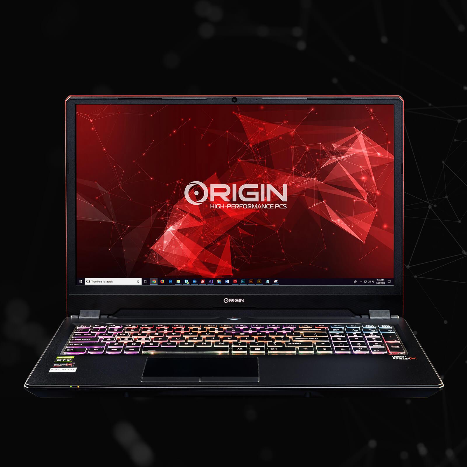 EVO16-S Gaming Laptop, EVO16-S Laptop   ORIGIN PC