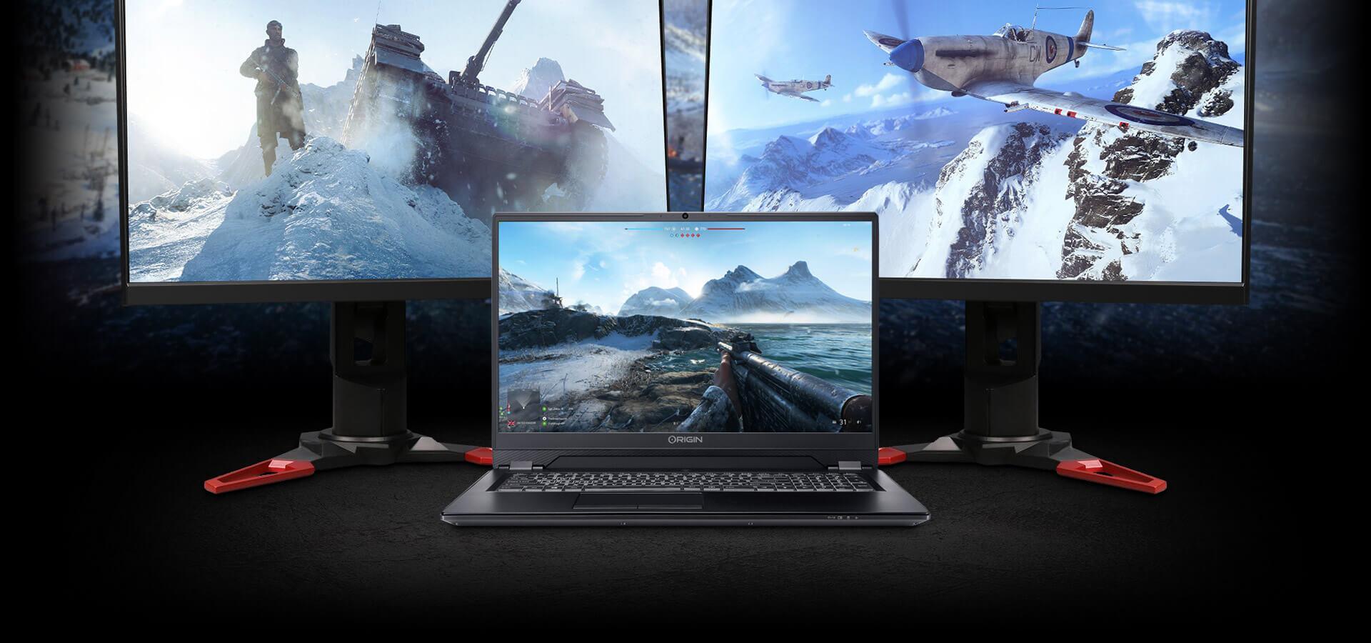EVO17-S Gaming Laptop, EVO17-S Laptop   ORIGIN PC