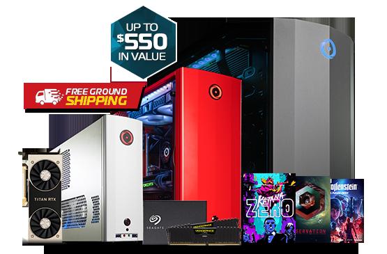 Desktop June Promo
