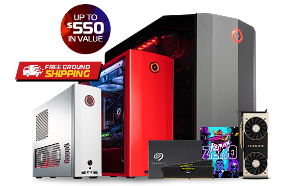 Desktop May Promo