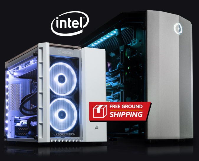 Intel Desktops Promo