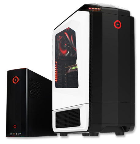 Our CHRONOS and GENESIS desktops made PC Magazine's Best Gaming Desktops of 2017 list