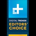 Digital Trends Gives The ORIGIN MILLENNIUM Their Editor's Choice Award!