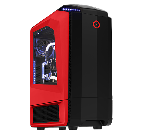 Our Customizable GENESIS Gaming Desktop got an 8 out of 10 from Tom's Guide