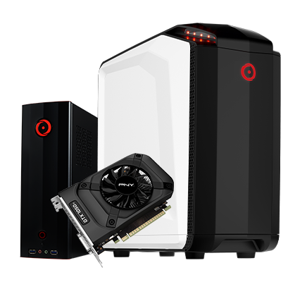 ORIGIN PC Desktops Now Shipping with NVIDIA GeForce GTX 1050 Ti Graphics Cards