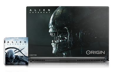 ALIEN: COVENANT / EVO15-S Sweepstakes Powered by ORIGIN PC