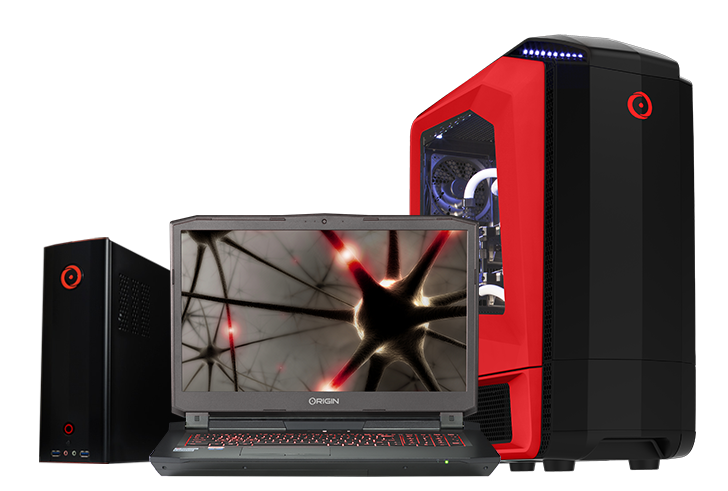 PC Mag Lists Our CHRONOS, GENESIS and EON17-X as the Best Computers for VR
