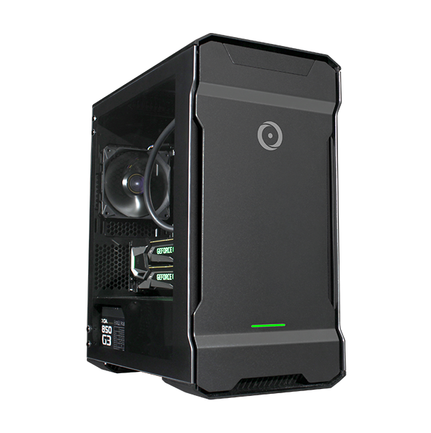 Our NEURON Gaming Desktop made PC Mag's Best Products of 2017 List as the Best Gaming Desktop