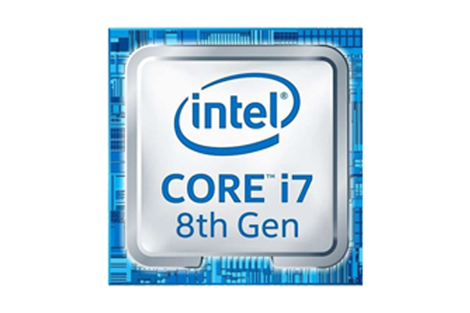 Intel Core i7 8750H 6-Core 2.2GHz (4.10GHz TurboBoost)