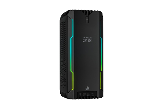 ---- CORSAIR ONE i140  ---- Intel Core i7-9700K, NVIDIA GeForce RTX 2080, 32GB DDR4-2666, 480GB NVMe M.2 SSD