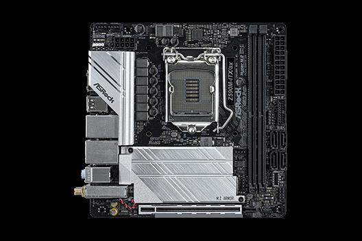 ASRock Z590M-ITX/ax