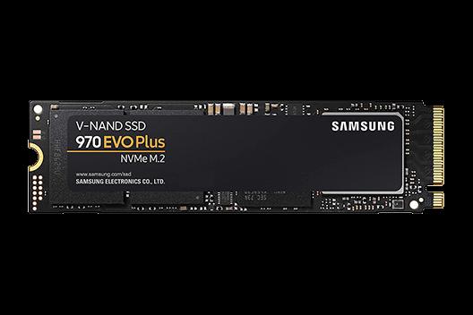 1TB Samsung 970 EVO Plus NVMe M.2