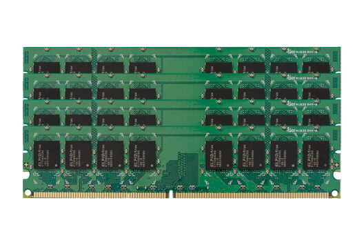 128GB DDR4 2666MHz ECC REGISTERED (4x32GB)