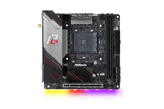 ASRock X570 Phantom Gaming ITX/TB3