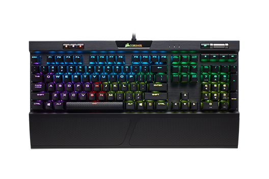 CORSAIR K70 RGB MK.2 Low Profile Mechanical Keyboard