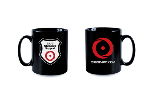 ORIGIN PC 24/7 Badge Mug