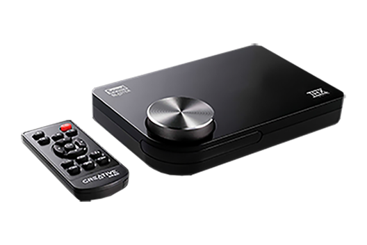 Creative Sound Blaster X-Fi Surround 5.1 Pro USB