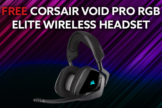 Corsair Void RGB ELITE Wireless