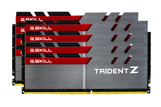 64GB G.Skill TridentZ 3000MHz (8x8GB)