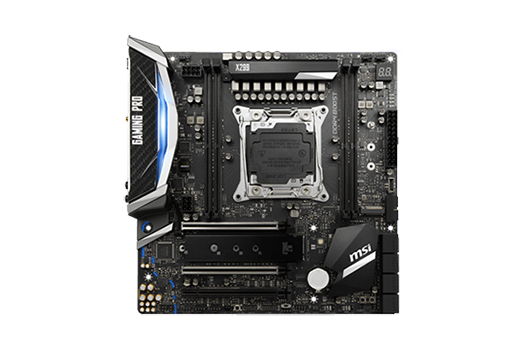 MSI X299M Gaming Pro Carbon