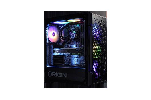 Pre-Config Core i7, 32GB RAM, 8GB GPU, 480GB OS Drive, 3TB Storage