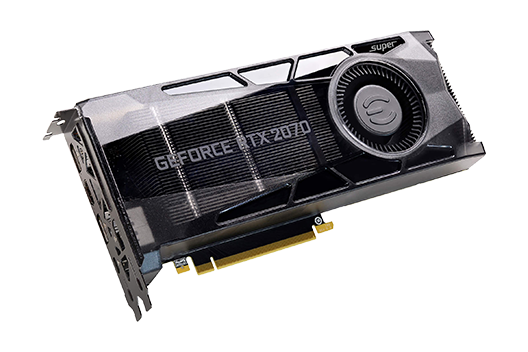 8GB NVIDIA GEFORCE RTX 2070 SUPER BLOWER