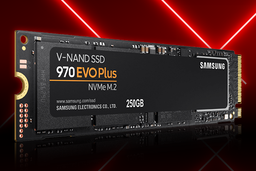 FREE 250GB Samsung 970 EVO Plus NVMe M.2 - Add to cart for a $83 discount!