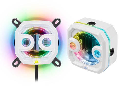Hydro XD3 Cooling - White