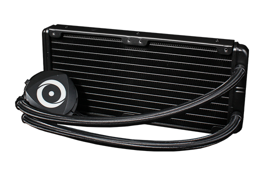ORIGIN FROSTBYTE 240 Sealed Liquid Cooling System