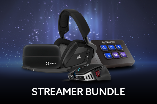 Streamer Starter Bundle